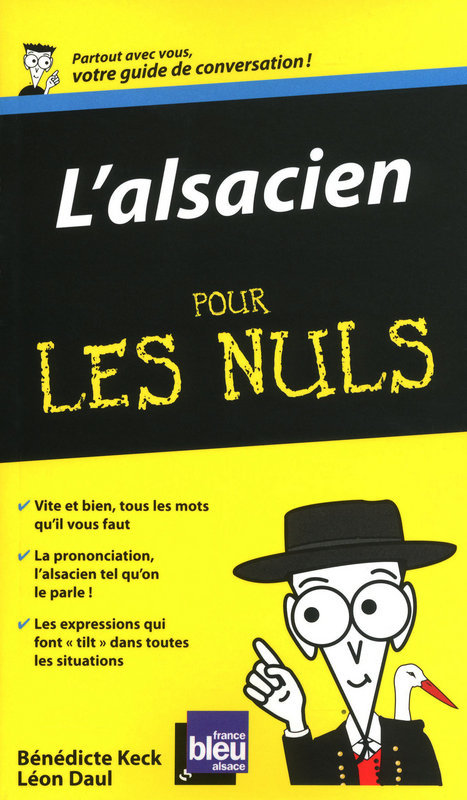 L'Alsacien - Guide de conversation Pour les Nuls