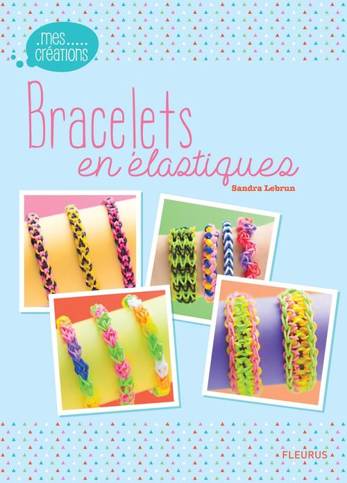 Sandra Lebrun Bracelets en élastiques