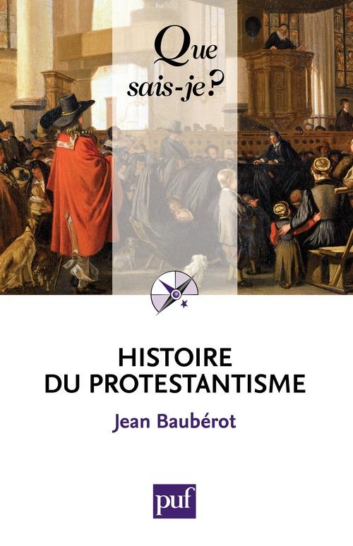 Jean Baubérot Histoire du protestantisme