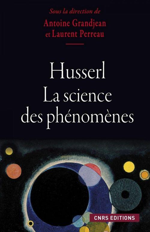 Antoine Grandjean Husserl