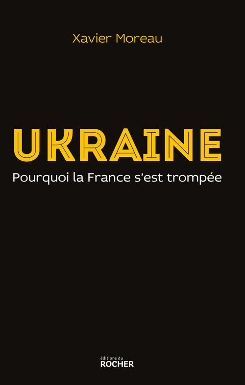 Xavier Moreau Ukraine
