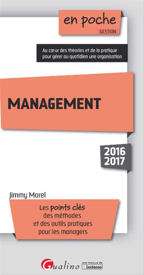 En poche - Management 2016-2017 - 4e édition