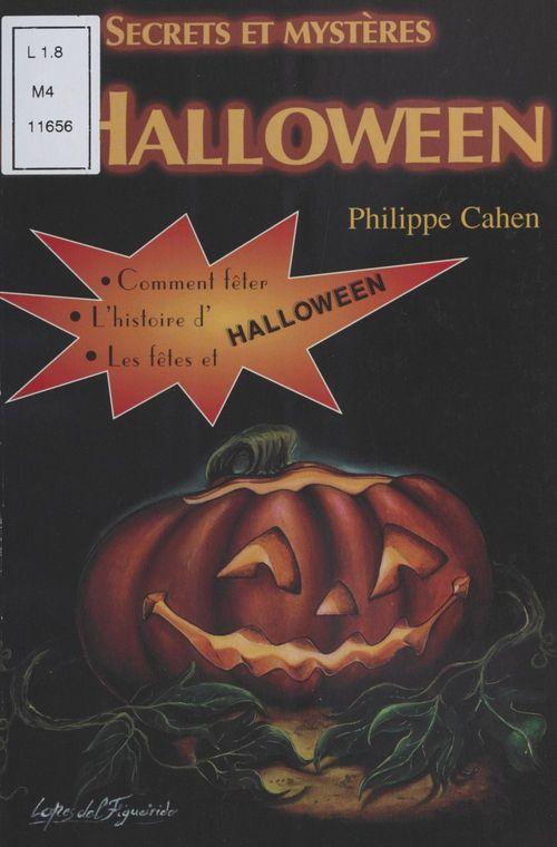 Laure Charpentier Secrets et mystères d'Halloween