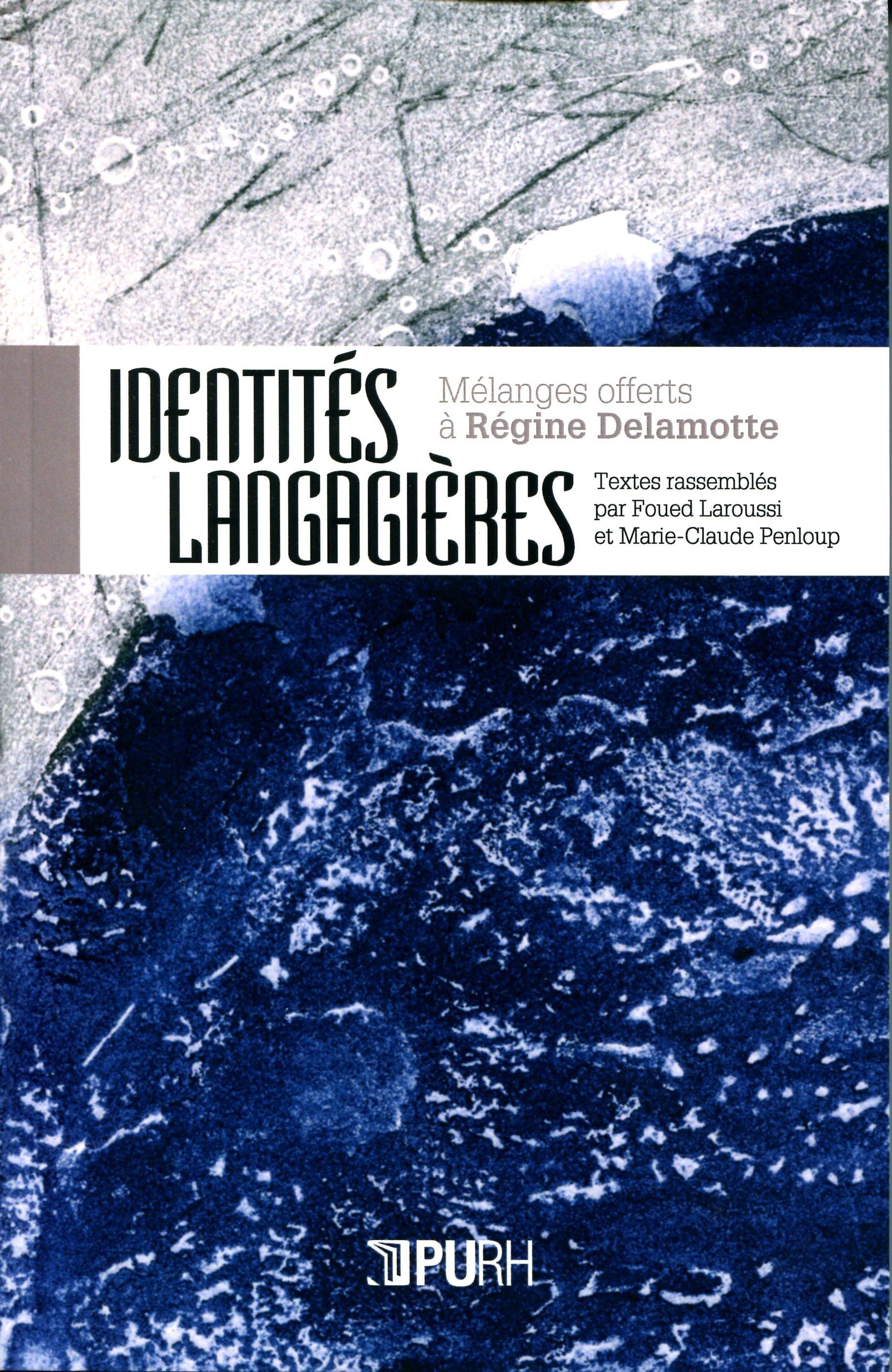 Marie-Claude Penloup Identités langagières