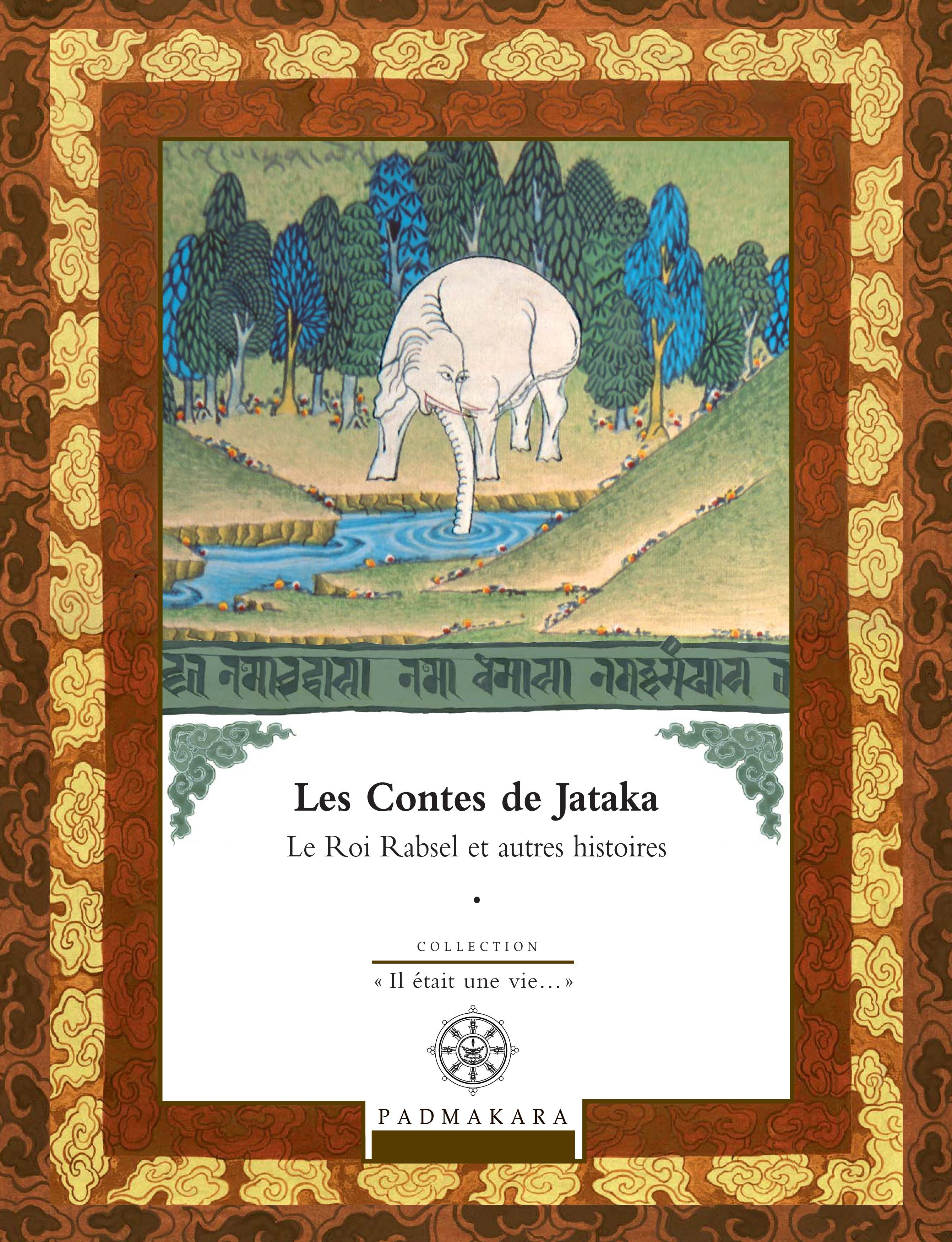 Collectif Contes de Jataka - Volume II