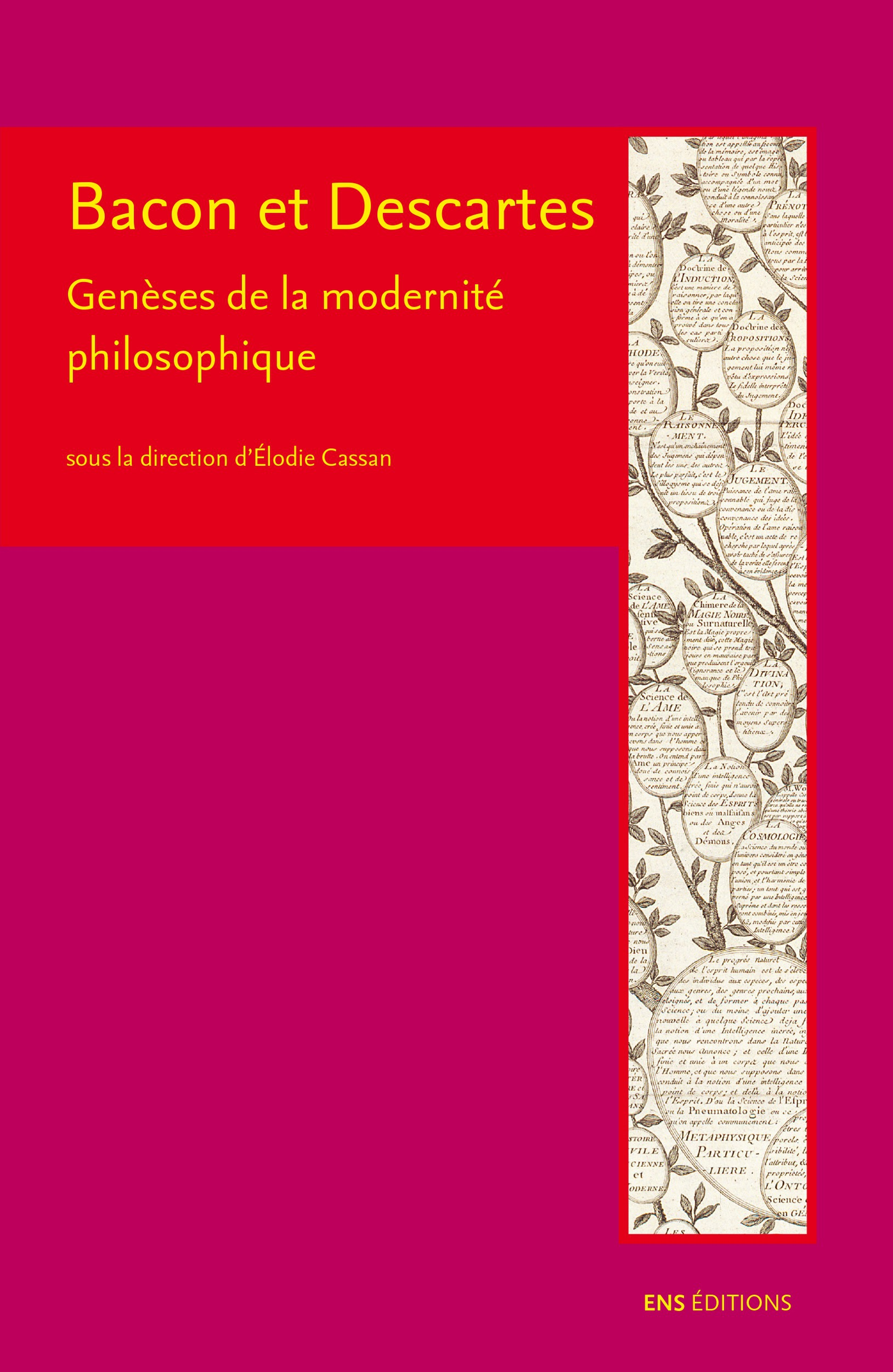 Élodie Cassan Bacon et Descartes