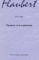 Flaubert et la traduction