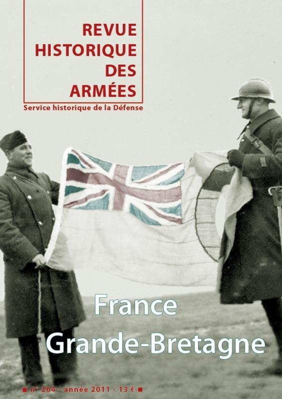 Service historique de la Défense 264 | 2011 - France-Grande-Bretagne - RHA