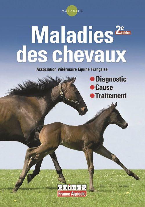 Avef Maladies des chevaux (2e édition)
