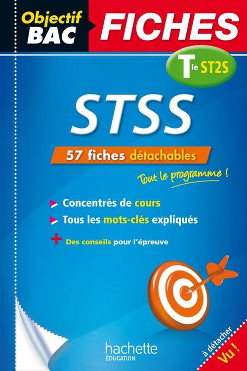 Mina Oumassaoud Objectif Bac Fiches Stss Term St2S