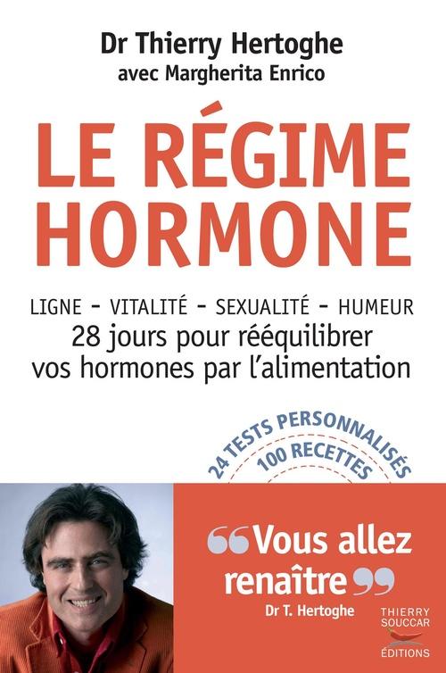 Thierry Hertoghe Le régime hormone