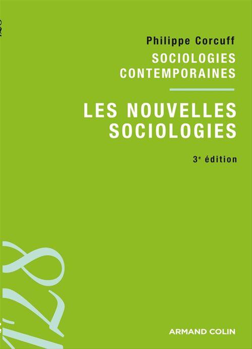 Philippe Corcuff Les nouvelles sociologies