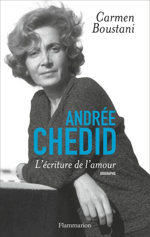 Andrée Chedid. L'Écriture de l'amour