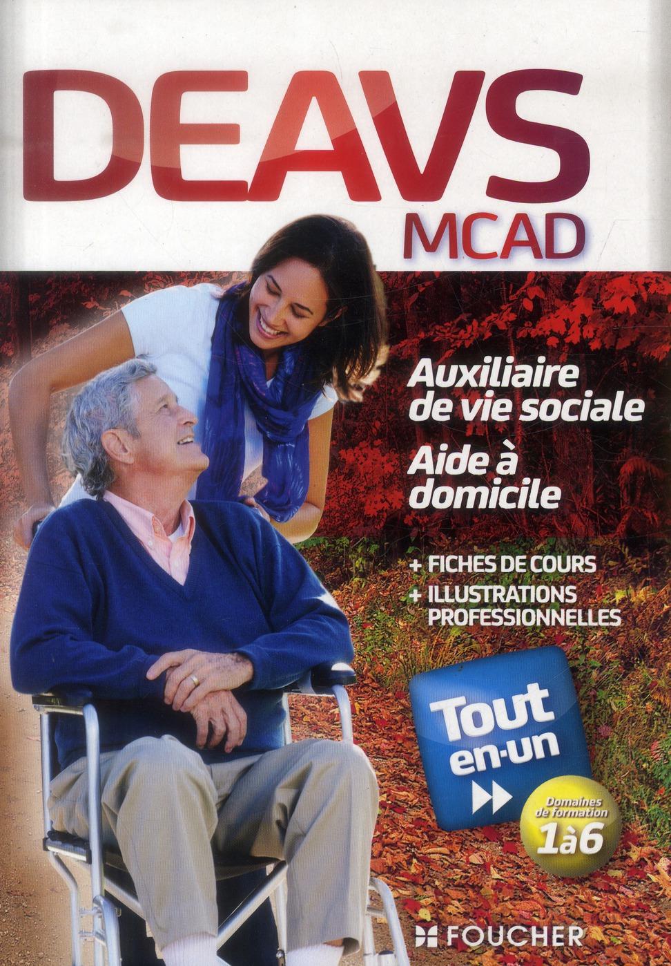Tout en un DEAVS - MCAD