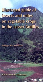 Illustrated guide of insects guide of insects and mites on vegetable crops in the Lesser Antilles