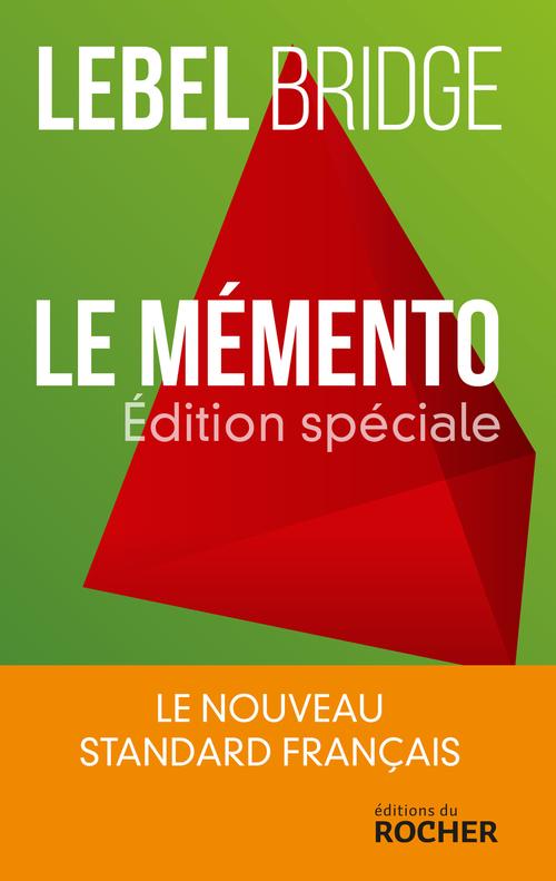 Michel Lebel Le Memento Édition spéciale