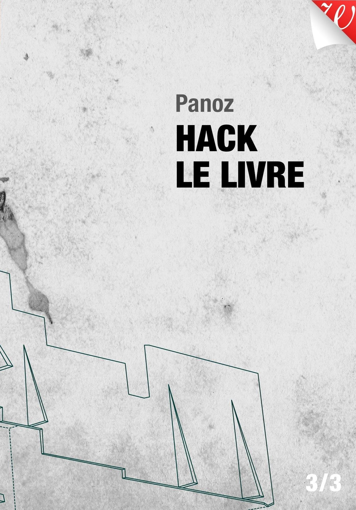 Jiminy Panoz Hack le livre