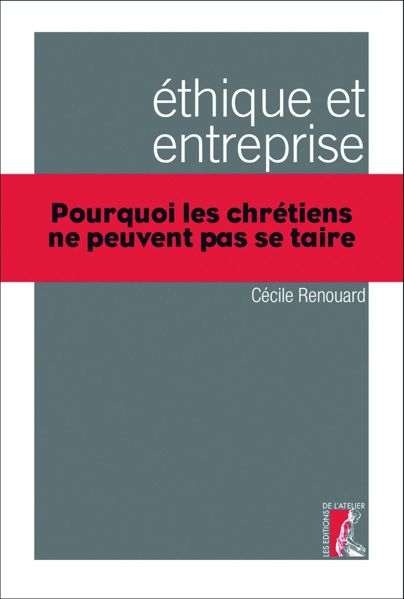 Cécile Renouard Ethique et entreprise