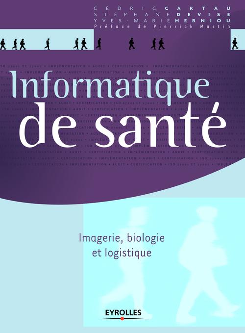 Cédric Cartau Informatique des établissements de santé