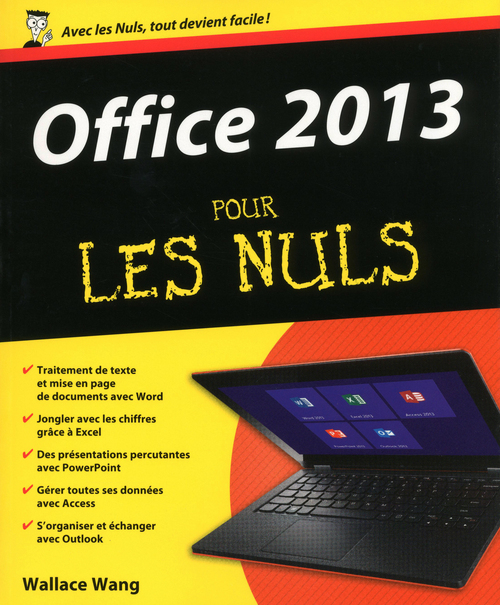 Wallace WANG Office 2013 Pour les Nuls