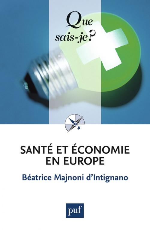 Béatrice Majnoni d'Intignano Santé et économie en Europe