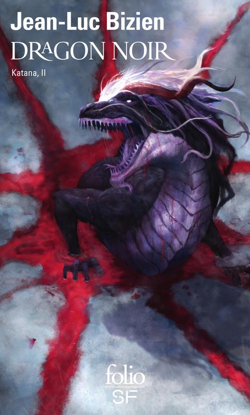 Katana (Tome 2) - Dragon noir