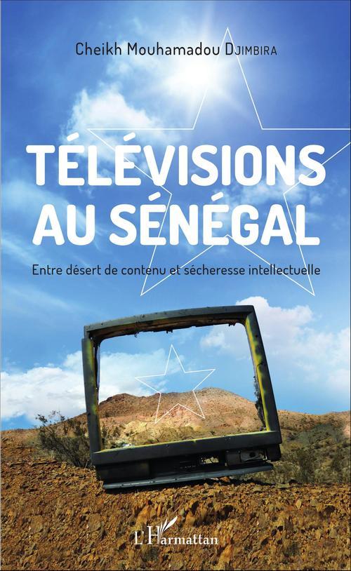 Cheikh Mouhamadou Djimbira Télévisions au Sénégal