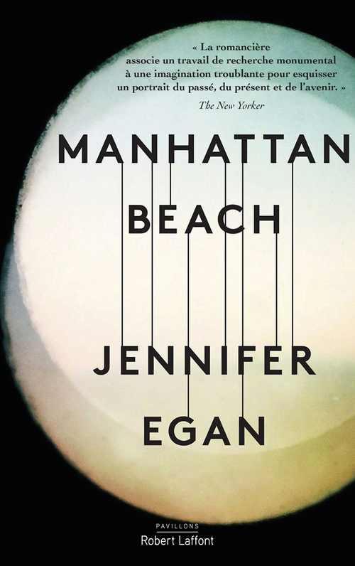 Jennifer EGAN Manhattan Beach - Édition française