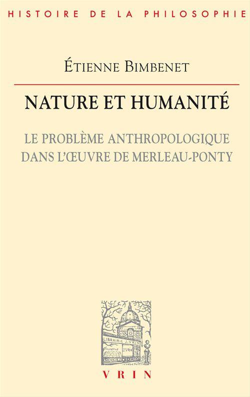 Nature et Humanité