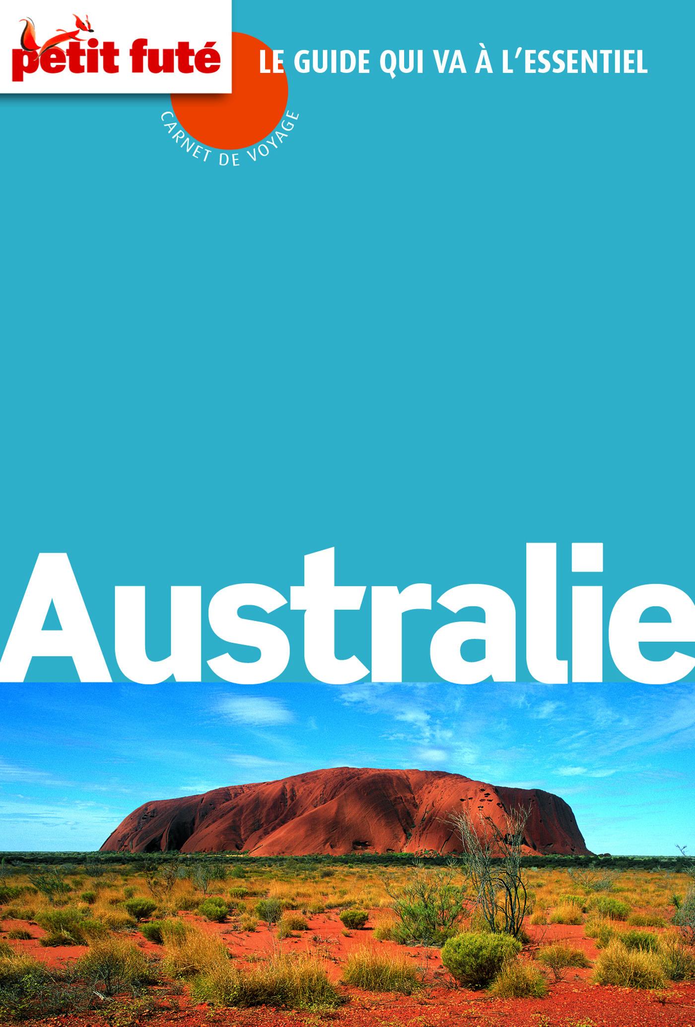 Collectif Petit Fute Australie (édition 2012)