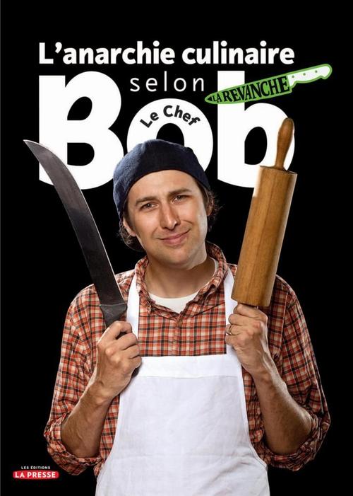 Robert Penny L'anarchie culinaire selon Bob le chef, tome 2