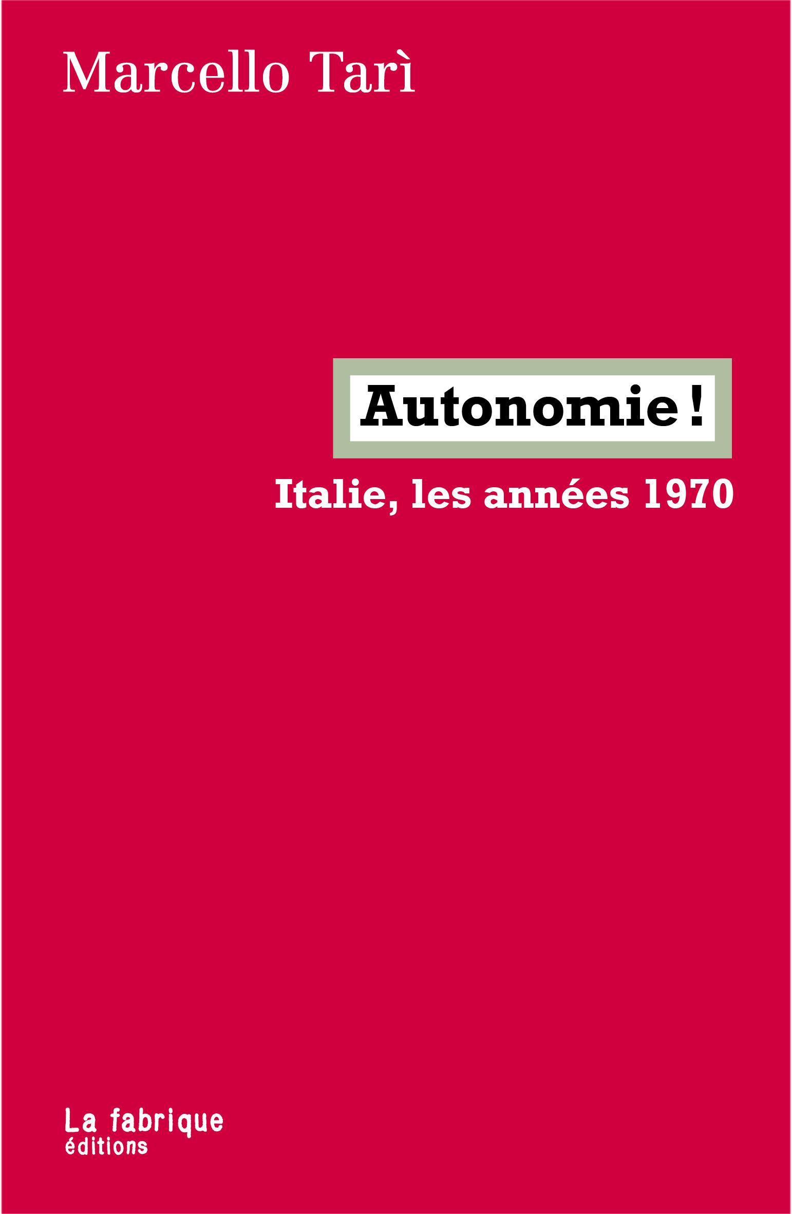 Autonomie !