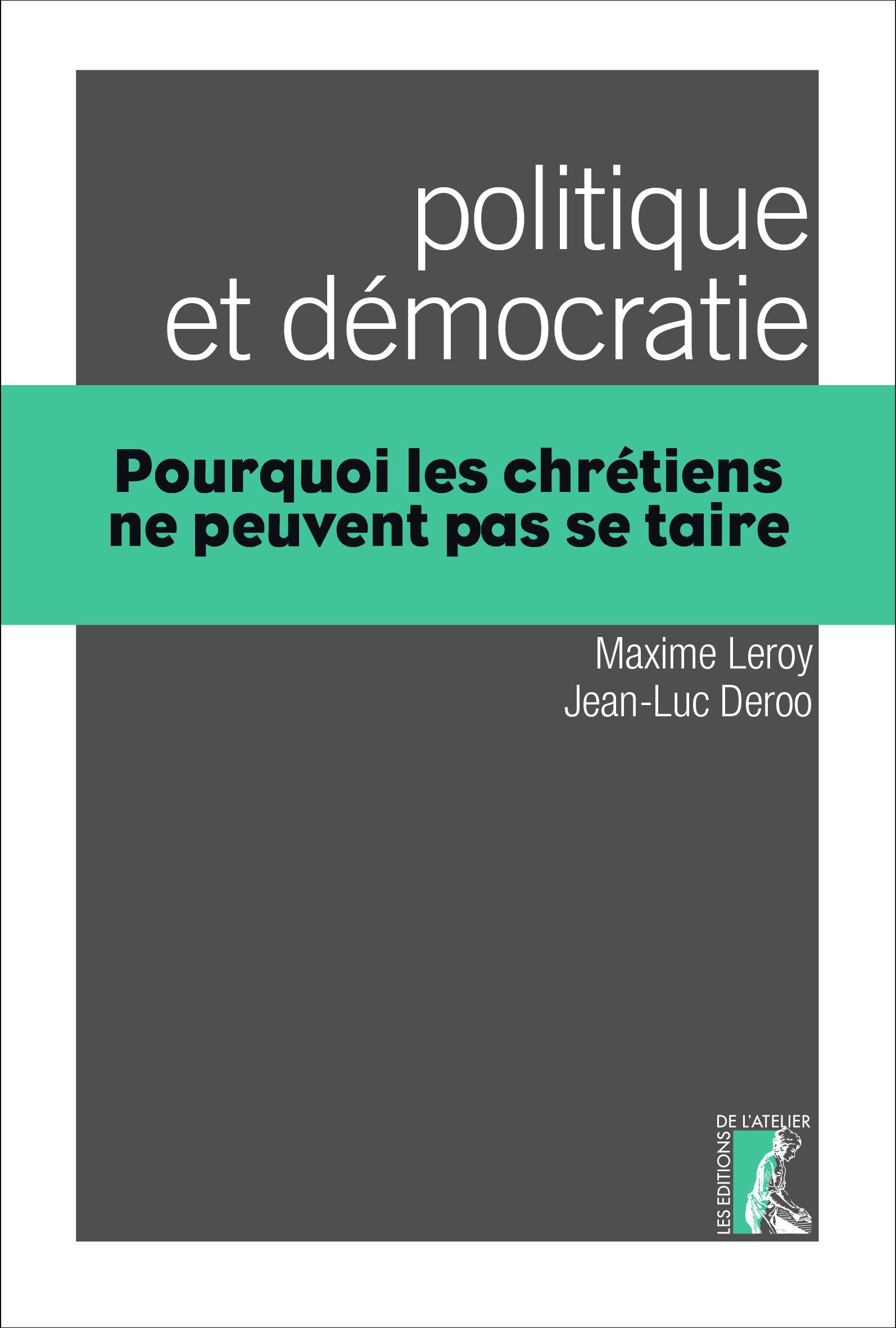 Jean-Luc Deroo Politique et démocratie