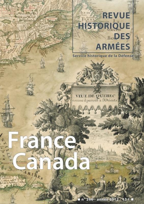 Revue Historique Des Armees France-Canada