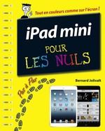 IPad Mini, Pas  pas Pour les Nuls