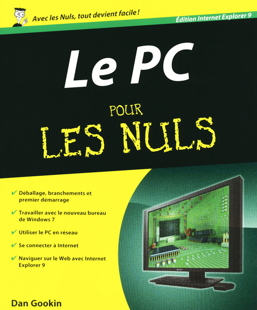 Doug Lowe PC Edition Explorer 9 Pour les nuls