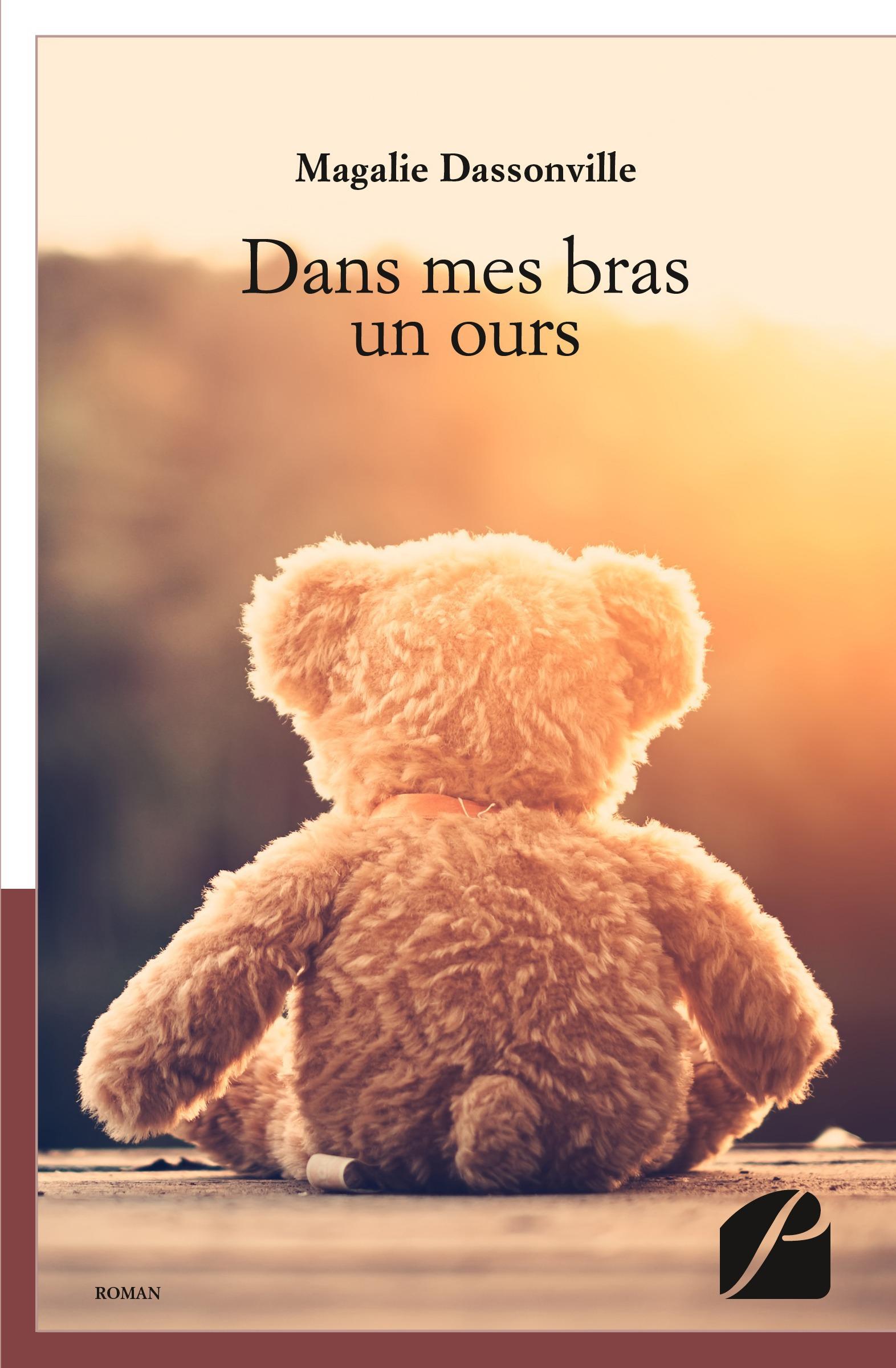 Magalie Dassonville Dans mes bras un ours