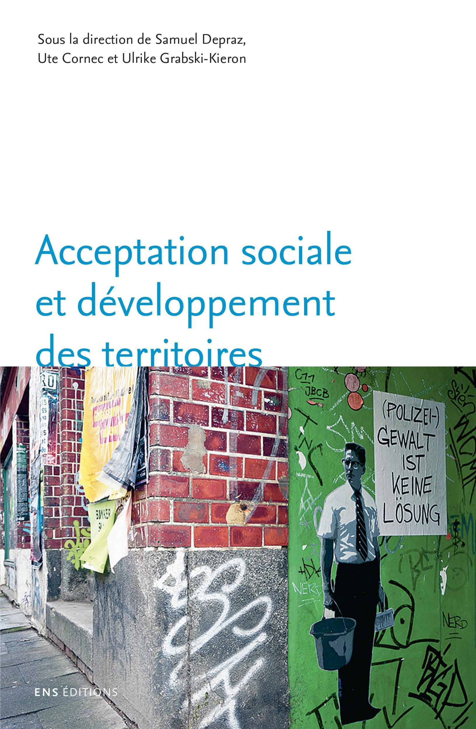 Samuel Depraz Acceptation sociale et développement des territoires
