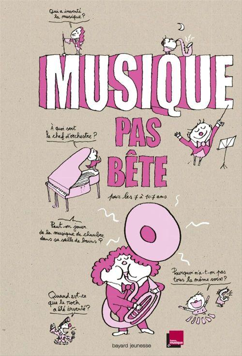 Nicolas Lafitte Musique pas bête
