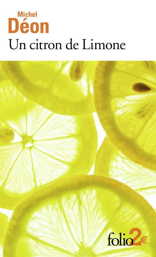 Un citron de Limone ; oublié