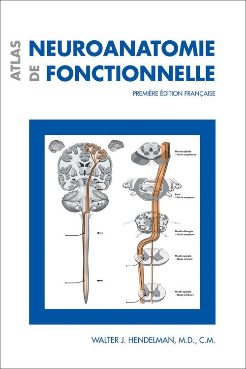 Walter J. Hendelman Atlas de neuroanatomie fonctionnelle