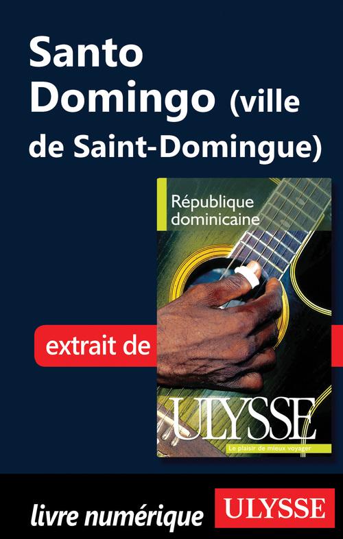 Benoit Prieur Santo Domingo (ville de Saint-Domingue)