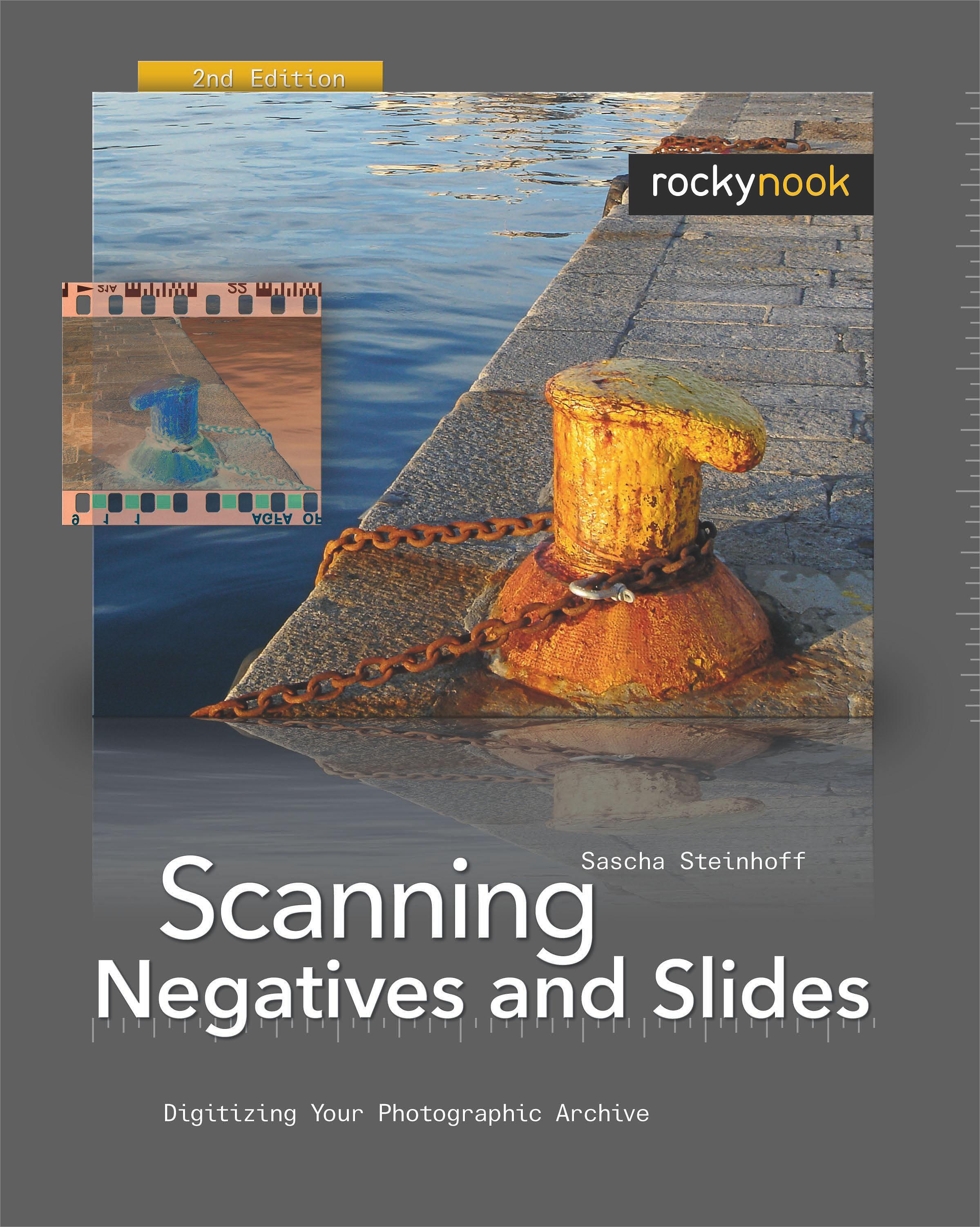 Sascha Steinhoff Scanning Negatives and Slides