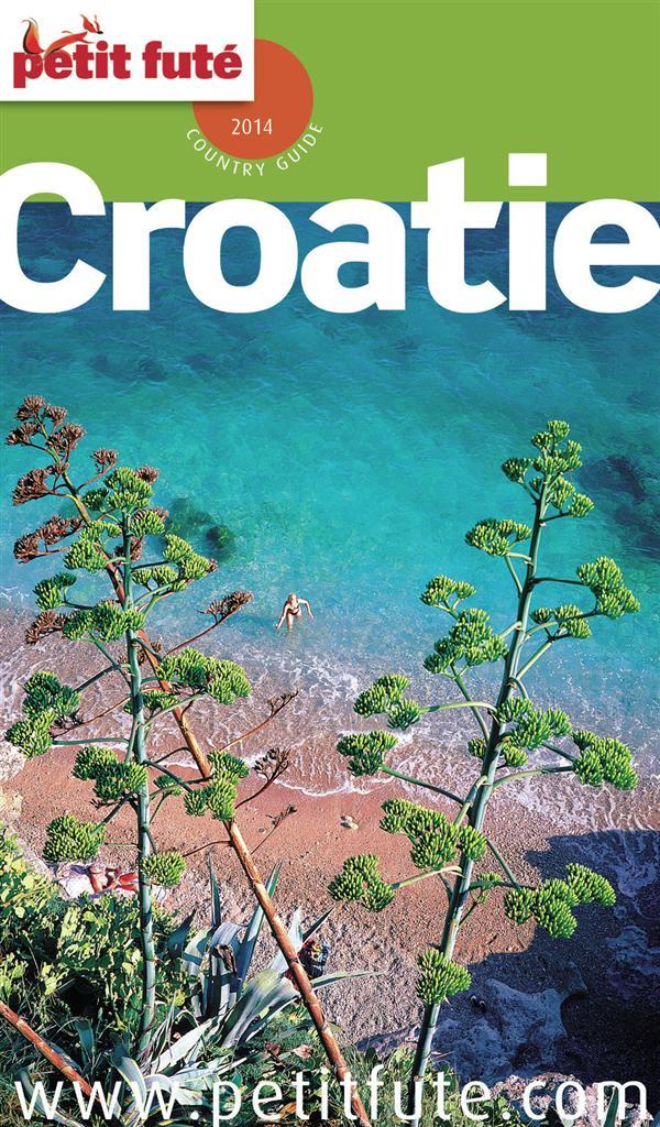 Collectif Petit Fute Croatie (édition 2014)
