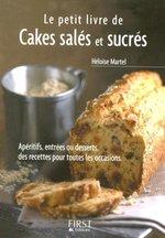 Le Petit Livre de - Cakes salés et sucrés
