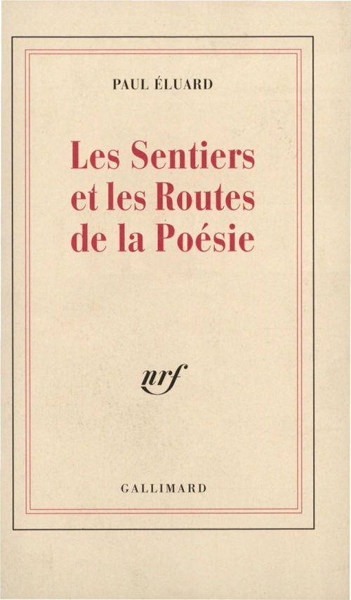 Les Sentiers et les Routes de la Poésie