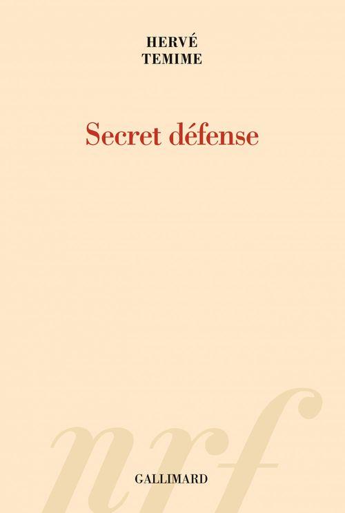 L'avocat et le secret