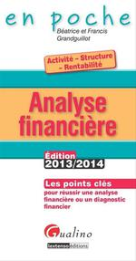 Analyse financi�re 2013-2014 (4e �dition)
