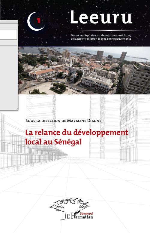 Mayacine Diagne La relance du développement local au Sénégal