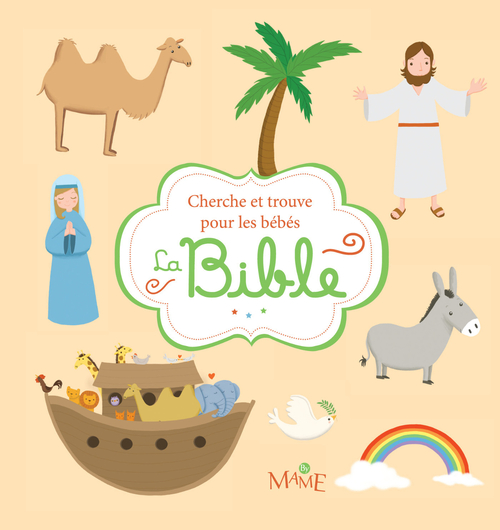 Virginie Noé La Bible - interactif